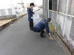 3月地域清掃活動